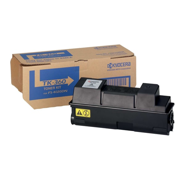 Original Kyocera Toner TK360 20.000Seiten schwarz