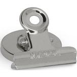 Maul Briefklemmer Magnet 40mm Nr. 2184096 PA 2Stk Klemmweite 20cm