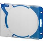 Durable CD-Box Quickflip 5269 blau f. 1 CD Pa5St