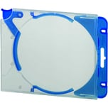Durable CD-Box Quickflip 5269 blau f. 1 CD Pa5St