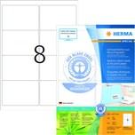 Herma Adressetikett 10827 DIN A4 naturweiß 800 St./Pack.