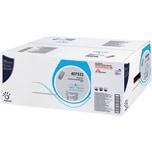 Papernet Papierhandtücher W-Falz 20.3x32cm Zellstoff weiß 2-lagig Nr. 407552. PA= 20x 100 Blatt