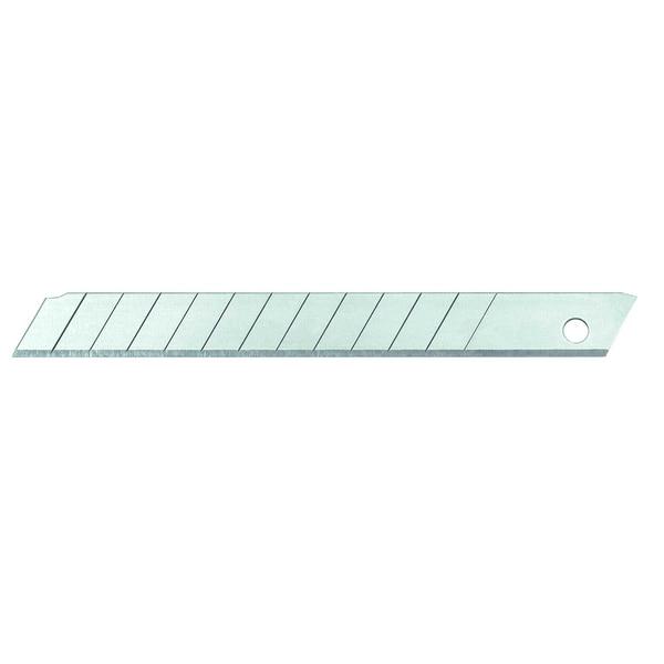 Wedo Cutter Ersatzklingen 9x85mm Nr. 789 PA 10 Stk Carbonstahl
