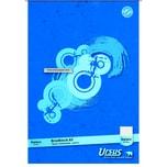 Ursus Briefblock A5 50 Blatt kariert Nr. 608741020 ECF 70g weiß