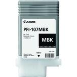 Canon Tintenpatrone 6704B001 PFI107MBK 130ml matt schwarz