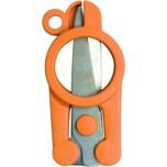 Fiskars Klappschere Classic 10cm Nr. 9-9512 orange