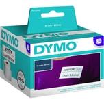 Dymo Namensschild-Etikett S0722560 weiß PA 300 Etiketten/Rolle 89x41mm