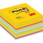 Post-it Haftnotiz 76x76mm ultrafarben Nr. 2030U Würfel à 450 Blatt