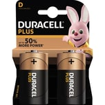 Duracell Batterie Plus Power Mono D Nr. DUR019171. LR20. MN1300. 2Stk