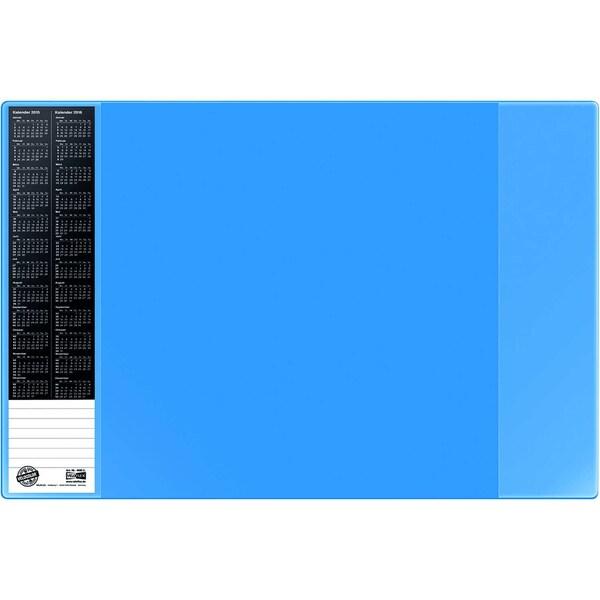 VELOFlex Schreibunterlage VELOColor Nr. 46803-51 60x40cm PVC blau
