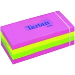3M Tartan Haftnotizen 38x51mm neon Nr- 5138N 12 Block à 100 Blatt