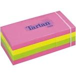 3M Tartan Haftnotizen 38x51mm neon Nr. 5138N. 12 Block à 100 Blatt