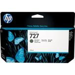 HP Tintenpatrone B3P22A Nr.727 130ml schwarz