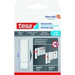Tesa Powerstrips weiß 1kg Nr. 77771 PA 6 Stück 15x81mm