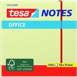 Tesa Haftnotiz Office Notes 75x75mm gelb Nr. 57654 Block à 100 Blatt
