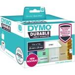 Dymo Adressetikett 1933083 weiß PA 2 x 850 Stück 25x25mm