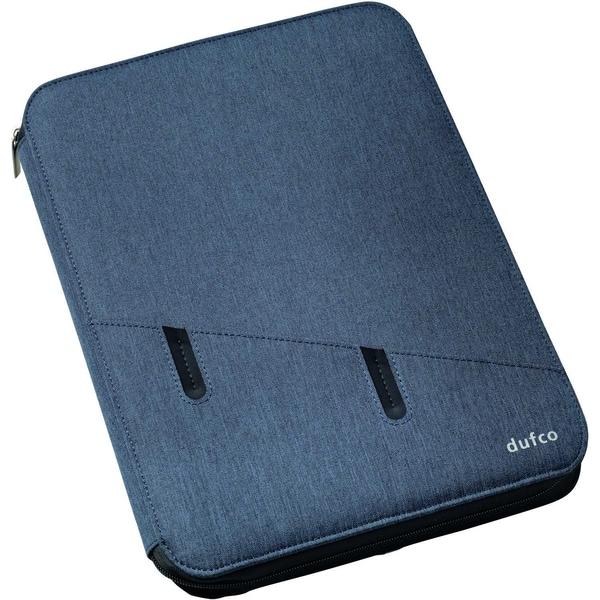 dufco Konferenzmappe 48-2027.000 A4 Powerbank 5000mAh jeansblau