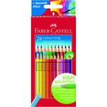 Faber Castell Colour Grip Farbstift Kartonetui 24teilig