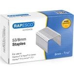 Rapesco Heftklammer 750 53/8 verzinkt PA= 5.000Stk.