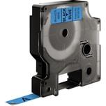 Dymo Schriftbandkassette S0720710 9mmx7m schwarz auf blau40916 D1