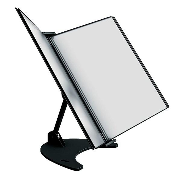 Tarifold Technic 4in1 475157 Sichttafelsystem 3D A4 sw Pa5St