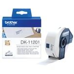 Brother Versand-Etikett DK 11201 weiß PA 400 29mm x 90 mm