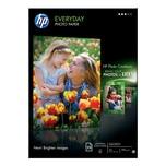 HP Everyday Fotopapier A4 200g Nr. Q 5451A PA 25 Blatt glänzend