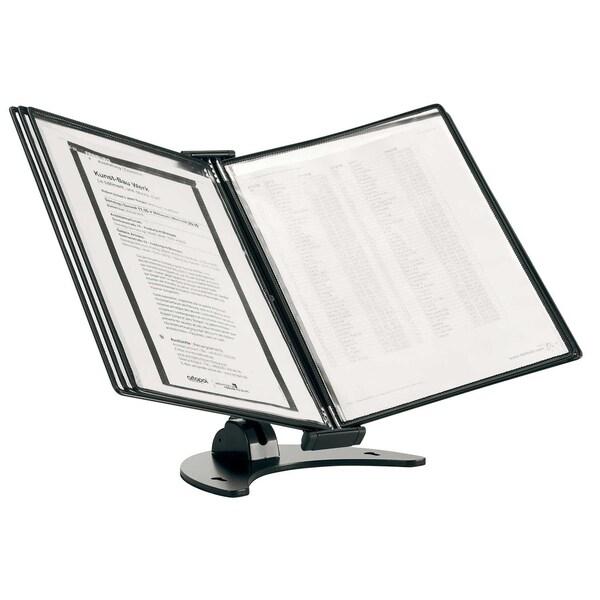 Tarifold Technic 475107 4in1 Sichttafelsystem 3D A4 sw Pa10St