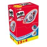 Pritt Compact Korrekturroller Multipack 9H PCCEP 42mmx85m EinwegPA=16 Stück