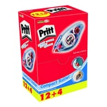 Pritt Compact Korrekturroller Multipack 9H PCCEP 42mmx85m EinwegPA16 Stück