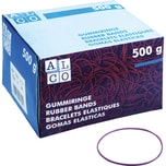Alco Gummiringe rot Ø 65cm Nr. 740 Karton 500g Kautschuk