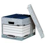 Fellowes R-Kive System Archivbox Nr. 00810-FFEU. Standard. 33.3 x 29 x 39 cm