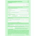 RNK Arbeitsvertrag 542 gewerbliche Arbeitnehmer DIN A4 2x2Blatt