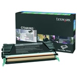 Lexmark Toner C734A1KG 8.000Seiten schwarz