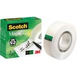 Scotch Klebeband Magic 810 19mm x 10m Nr. M8101910matt kopier & beschreibbar