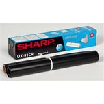 Sharp Thermotransferrolle UX91CR für UXP400/UXA460 90 S. schwarz