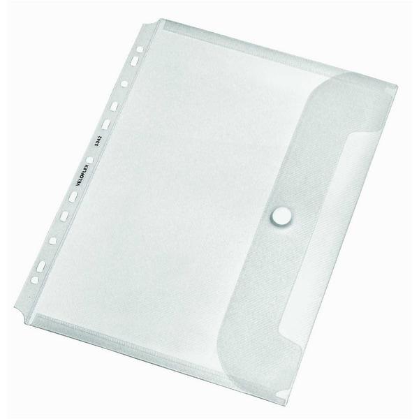 VeloFlex Dokumentenhülle A4 PP glasklar Nr. 5342100 200my Jumbo