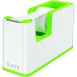 Leitz Tischabroller WOW Duo Color Nr. 5364-54. bis 19mmx33m. grün/weiß