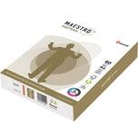 Maestro Kopierpapier Supreme A4 80g EU Ecolabel und FSC zertifiziert Nr. 9407A80S. PA= 500 Blatt. CIE Weiße 170