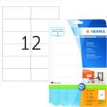 Herma Superprint-Etiketten Nr. 5056 weiß PA 300Stk 965x423mm permanent