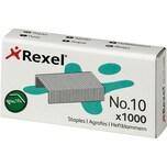 Rexel Heftklammer Nr.10 Stahl Nr.06150. PA= 1.000Stk.