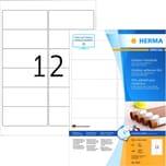 Herma Outdoor-Etiketten Nr. 9538 weiß PA 480 Stk. 991x423mm Folie bedruckbar