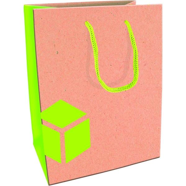 Clairefontaine Geschenktasche Cube Nr. 223744C mittel 19 x 12 x 25cm