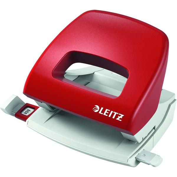 Leitz Locher New NeXXt rot Nr. 5038-25 16 Blatt