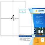 Herma Outdoor-Etiketten Nr. 9539 weiß PA 160St 991x139mm Folie bedruckbar