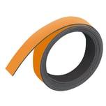 Franken Magnetband orange Nr. M802 05. 10mmx1m. Stärke 1mm