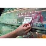 Herma Folien-Etikett Nr. 4575 weiß PA 160Stk 991x67mm