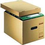 Leitz Archivbox Premium A4 braun Nr. 6081 34 x 275 x 455 cm