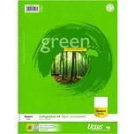Ursus Collegeblock A4 liniert Recycling Nr. 608570010 80 Blatt 70g/m²