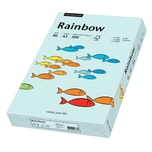 Rainbow Color Paper 80g A3 hellblau Nr. 88042698 PA 500 Blatt